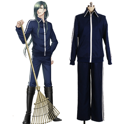 Touken Ranbu Nikkari Aoe Cosplay Costume Uniforms