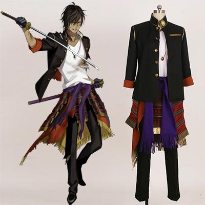 Touken Ranbu Ookurikara Cosplay Kostyme Uniform Karneval