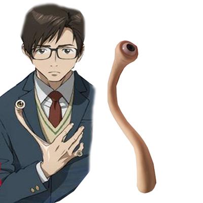 Parasyte Shinichi Izumi Migi Eyes Toy Cosplay Kellékek Karnevál
