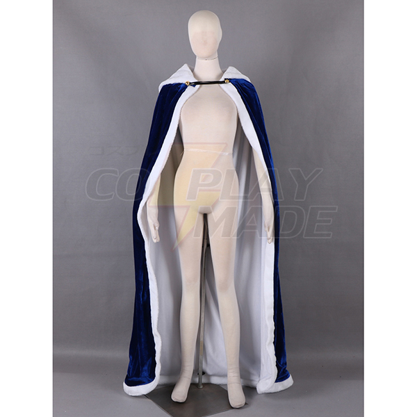 Fate/stay Night Saber Cloak Cosplay Jelmez Karnevál