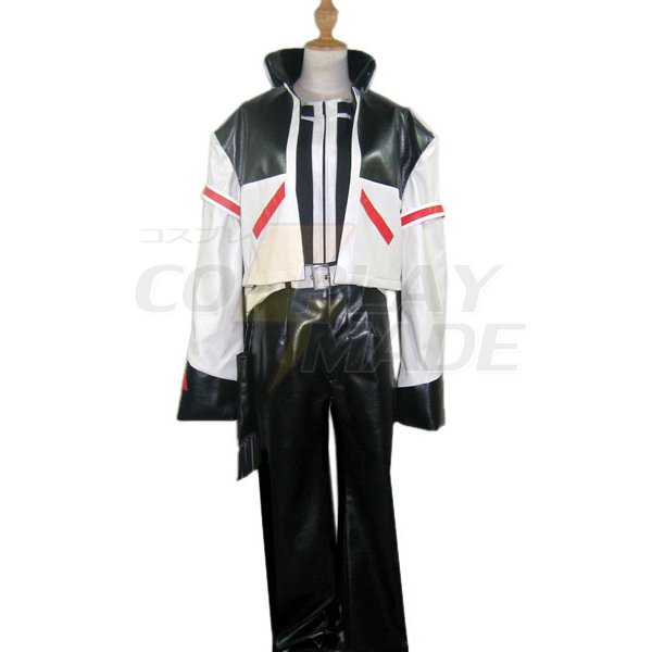 The King of Fighters Kyo Kusanagi Cosplay Jelmez Karnevál