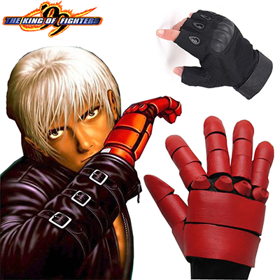 The King of Fighters 99 K DASH Fighting Combat Gloves Carnaval