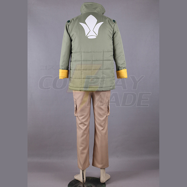 Mobile Suit Gundam: Iron-Blooded Orphans Mikazuki Augus Cosplay Costume