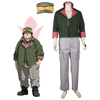 Gundam Biscuit Griffon Cosplay Kostuum Carnaval