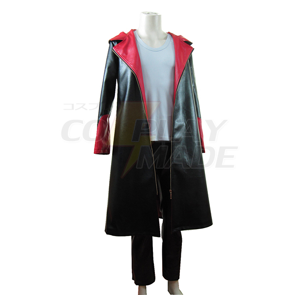 Devil May Cry 5 Dante Yougth Cosplay Kostume Fastelavn