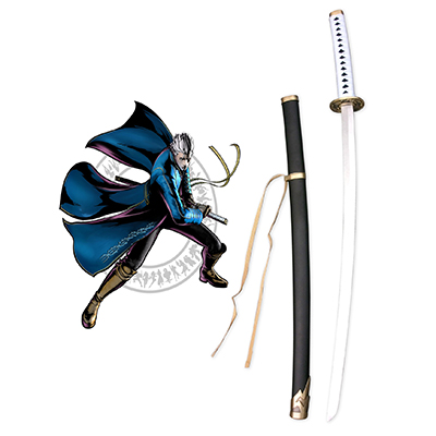 Devil May Cry 3 Vergil Sword Cosplay Props