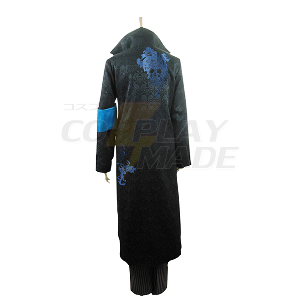 Devil May Cry 5 Vergil Yougth Cosplay Jelmez Karnevál