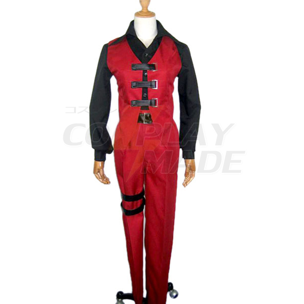 Devil May Cry 3 Dante Coat Cosplay Kostumer Fastelavn