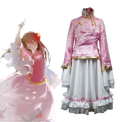 Axis Powers Hetalia APH Taiwan Cosplay Costume Custom-made Carnaval