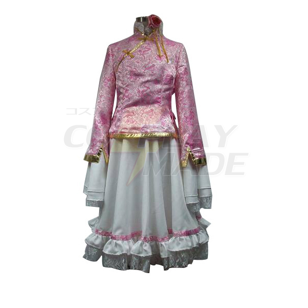 Axis Powers Hetalia APH Taiwan Cosplay Jelmez Custom-made Karnevál