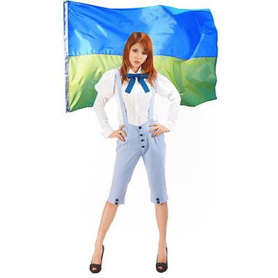 Axis Powers Hetalia APH Ukraine Cosplay Kostumer Fastelavn