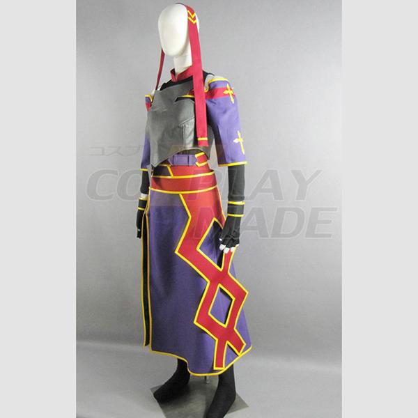 Sword Art Online II Yuuki Kondo Cosplay asut Naamiaisasut