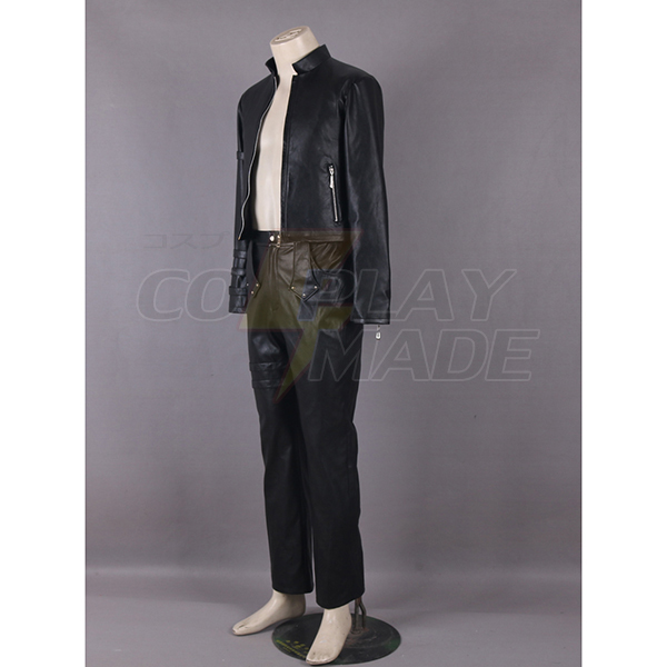 The King Of Fighters KOF99 K\' Halloween Cosplay Costume