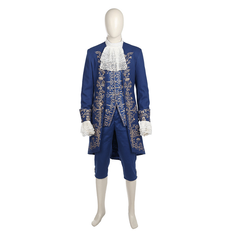 Beauty and the Beast Cosplay Beast Costume Only Clothing