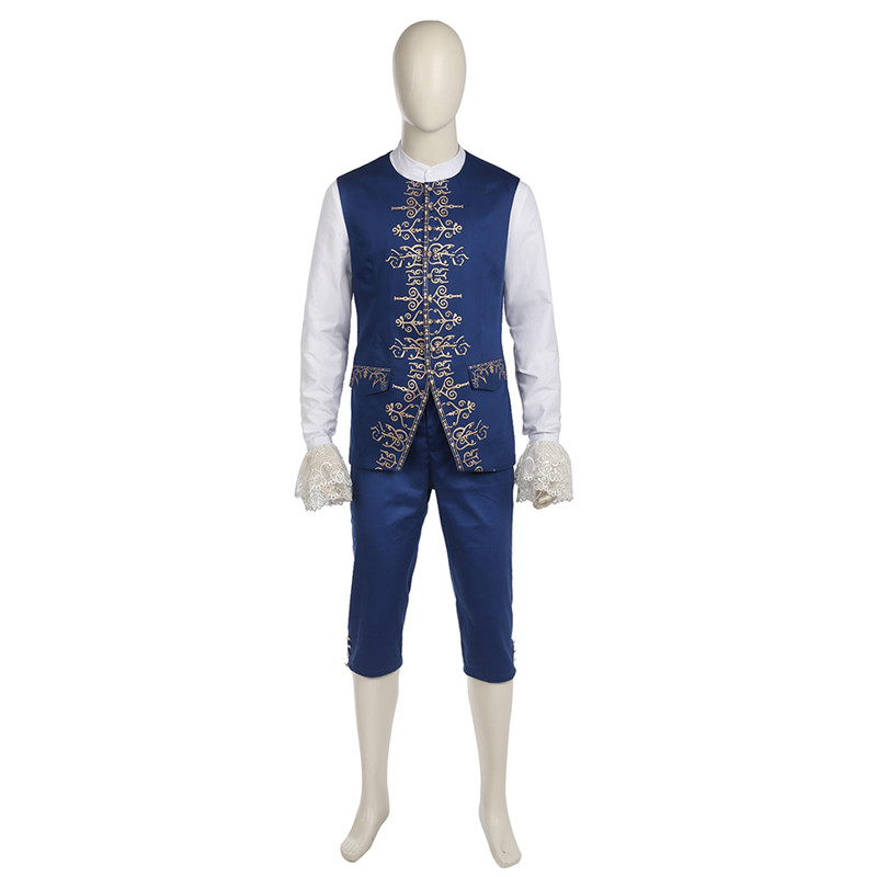 Beauty and the Beast Cosplay Kostüme Beast Kostüme Only Kleidering