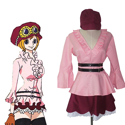 One Piece Koala Lolita Cosplay Costumes