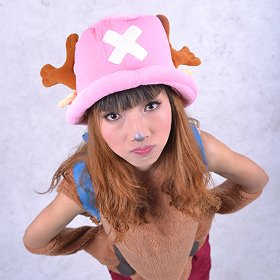 One Piece Tony Tony Chopper Cosplay Traje Carnaval