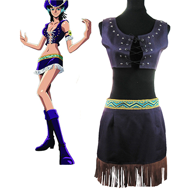 One Piece Nico·Robin 2 Years Ago Cosplay Costume