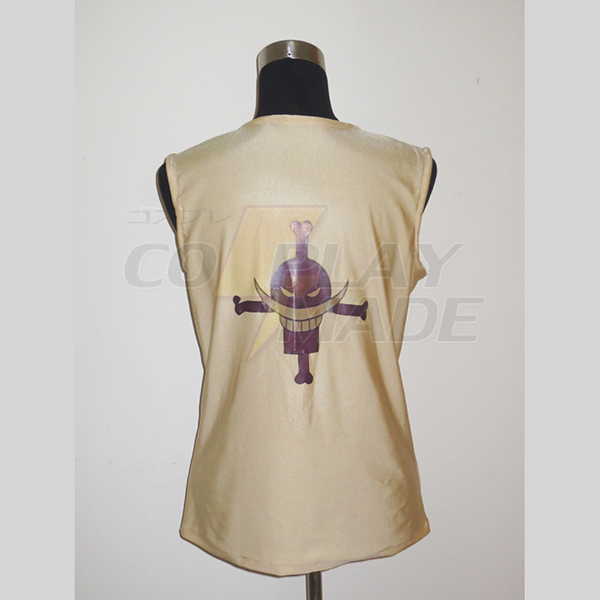 One Piece Portgas·D· Ace T Shirt Cosplay Jelmez Karnevál