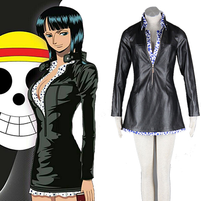 One Piece Nico·Robin Cosplay Costume