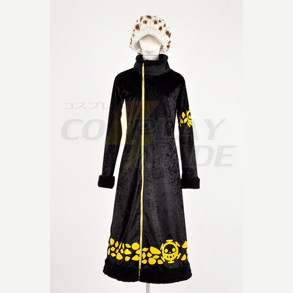 One Piece Trafalgar Law 2 Years Late Cosplay costume