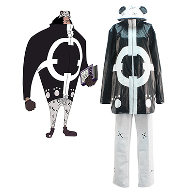 One Piece Bartholemew·Kuma Cosplay Costume Carnaval