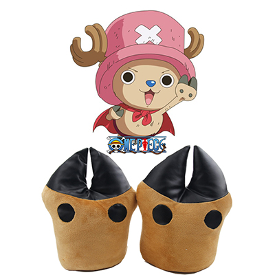 One Piece Tony Tony Chopper Gloves Cosplay Accessorie Fastelavn