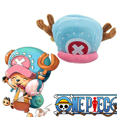 One Piece Tony Tony Chopper hoed Cosplay Rekwisieten Carnaval Halloween
