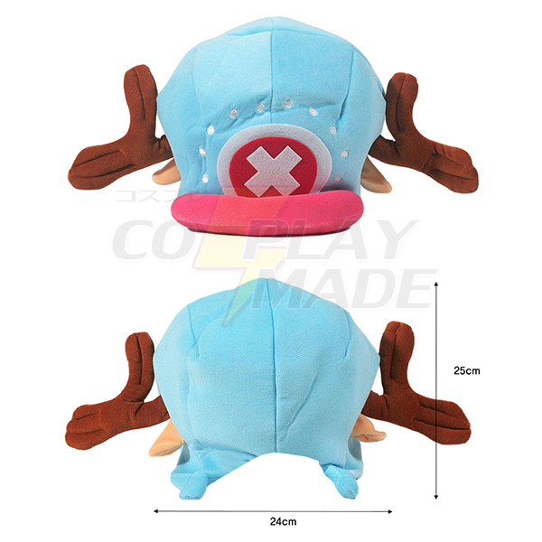 One Piece Tony Tony Chopper Kalap Cosplay Kellékek Karnevál