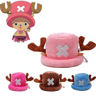 One Piece Tony Tony Chopper Hace 2 años Sombrero Cosplay Accessorie Carnaval
