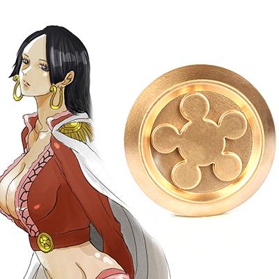 One Piece Boa Hancock Cosplay Kellékek Karnevál