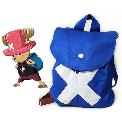 One Piece Tony Tony Chopper 2 år Taske Cosplay Accessories Fastelavn