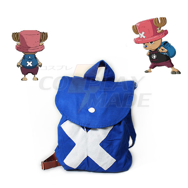 One Piece Tony Tony Chopper 2 Years Bag Cosplay Accessories