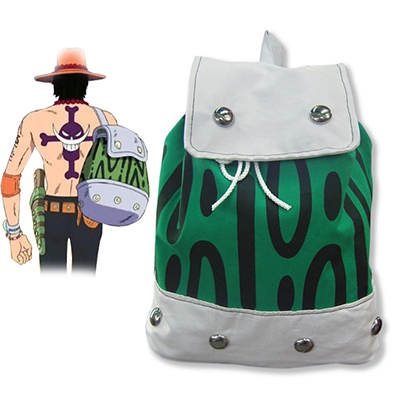 One Piece Portgas·D· Ace Bag Cosplay Accessories