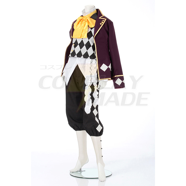 Black Butler Joker Cosplay Costume