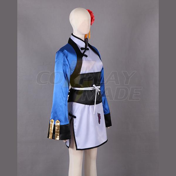 Black Butler Ran Mao Cosplay Costume