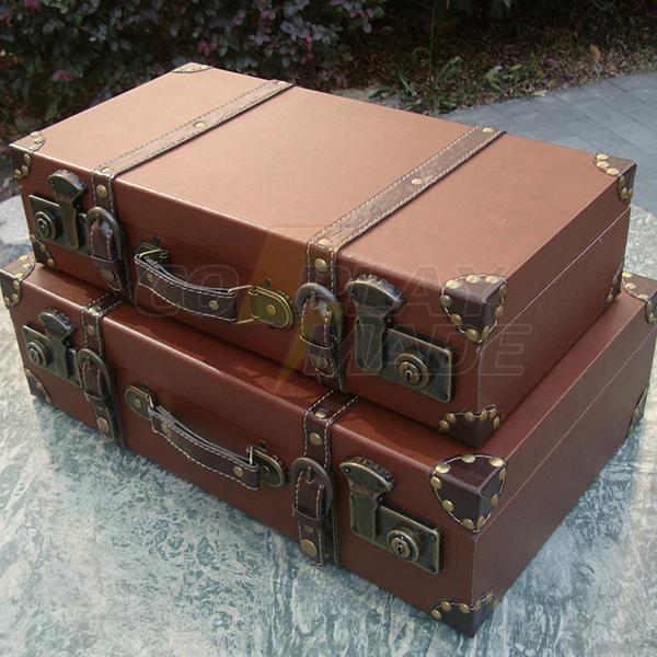 Fantastic Beasts and Where to Find Them Newt Scamander Magic Box Cosplay Kellékek Karnevál