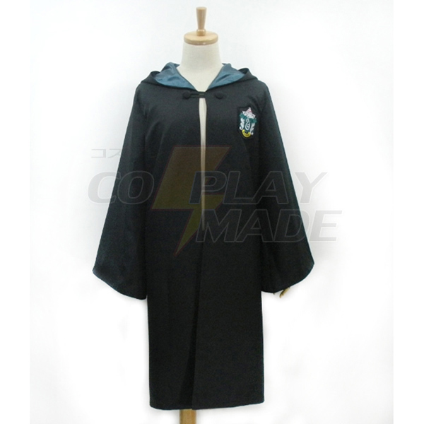 Harry Potter Slytherin Magic Gowns Cosplay Accessories