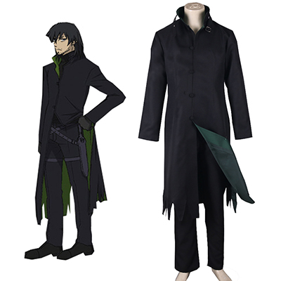 Darker than Black Cosplay Kostym Karneval