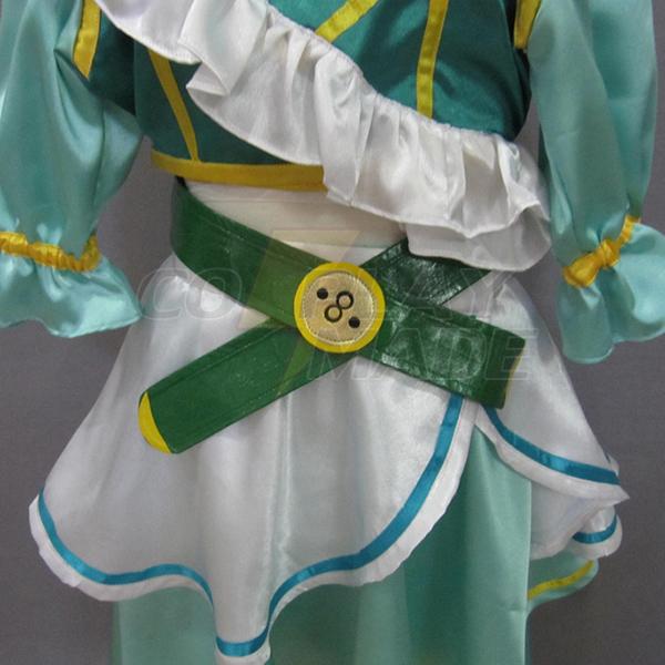 Love Live! Music start!! Kotori Minami Cosplay Kostume Fastelavn