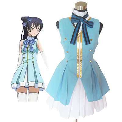 Love Live! Start Dash!! Sonoda Umi Lolita Cosplay Costume Carnaval