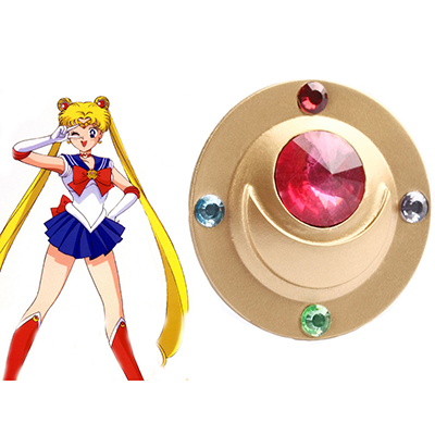 Sailor Moon Tsukino Usagi Cosplay Rekvisitter Karneval