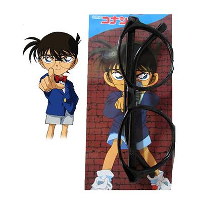 Case Closed Conan Edogawa Eyeglass Cosplay Kellékek Karnevál
