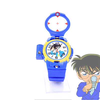 Case Closed Conan Edogawa Watch Cosplay Rekvisita Karneval