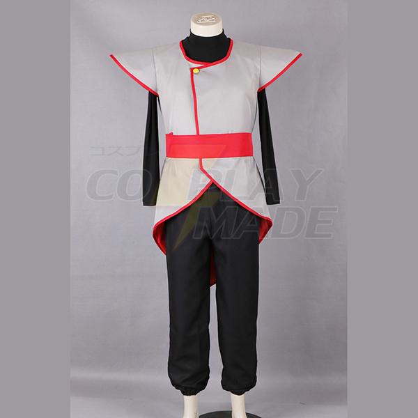 Dragon Ball Zamasu Fighting Uniform Cosplay Costume