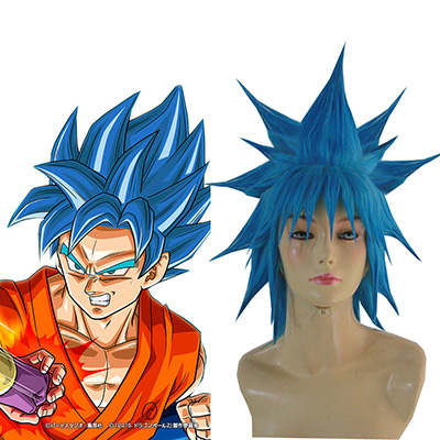 Dragon Ball Kakarotto Cosplay Pruik Carnaval