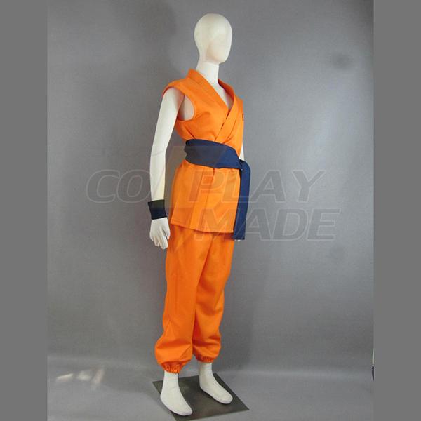 Dragon Ball Kakarotto Cosplay asut Naamiaisasut