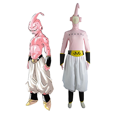 Dragon Ball Majin Buu Cosplay Costumi Carnevale