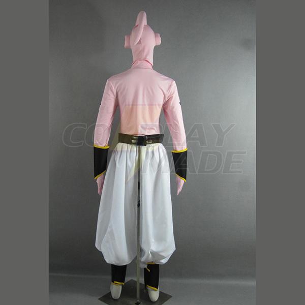 Dragon Ball Majin Buu Cosplay asut Naamiaisasut