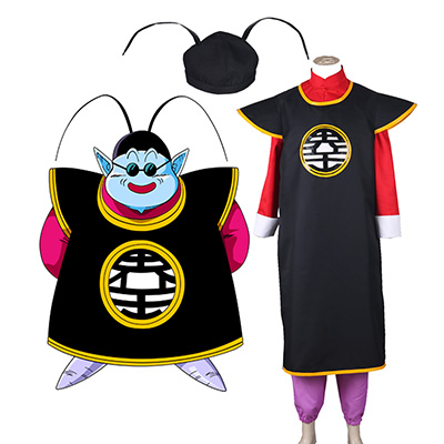 Dragon Ball North Kaioshin Cosplay Halloween Costumi Carnevale